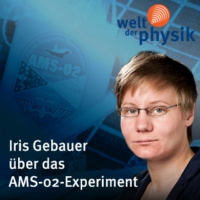 Logo of the podcast Folge 183 – Experiment AMS-02