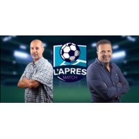 Logo of the podcast L'après Match