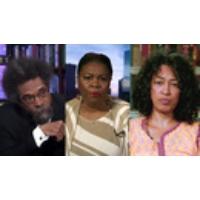 Logo of the podcast Terror in Charlottesville, Part 2: Cornel West, Rev. Traci Blackmon & BLM Activist Jalane Schmidt