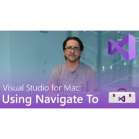 Logo of the podcast Visual Studio for Mac: Using Navigate To | Visual Studio Toolbox