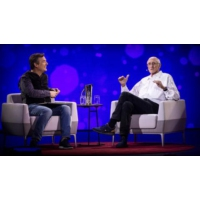 Logo of the podcast Mammoths resurrected, geoengineering and other thoughts from a futurist | Stewart Brand and Chris A…