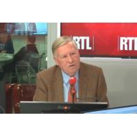 """Logo of the podcast """"La mise en place du RIC est possible mais pas facile"""", selon Alain Duhamel"""