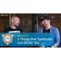 Logo du podcast Episode 15: Five Things that TypeScript Can Do for You | Five Things