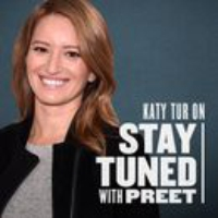 Logo of the podcast Campaigns and Hurricanes (with Katy Tur)