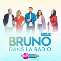 Logo of the podcast BRUNO DANS LA RADIO (25/10/19)