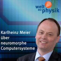 Logo of the podcast Folge 144 – Neuromorphe Computersysteme