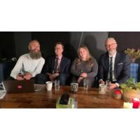 Logo of the podcast Techtopia 107: IT-politikere lancerer fælles initiativ til politik på tværs...