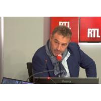 """Logo of the podcast """"Gilets jaunes"""" : """"Si Macron n'annonce pas des choses fortes, ça sera le chaos"""", dit Chalençon"""