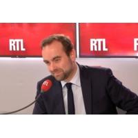 Logo of the podcast Grand débat : Sébastien Lecornu était l'invité de RTL
