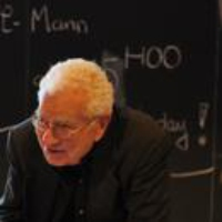 Logo of the podcast SciFri Extra: Remembering Murray Gell-Mann