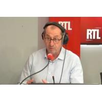 Logo of the podcast RTL Monde du 1er mars