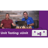 Logo of the podcast Unit Testing: xUnit | Visual Studio Toolbox