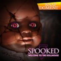 Logo of the podcast Snap Spooked Special -  Welcome To The Dollhouse