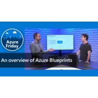 Logo of the podcast An overview of Azure Blueprints | Azure Friday