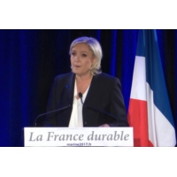 Logo du podcast Le programme Environnement de Marine Le Pen: pour les voitures et pour le nucléaire