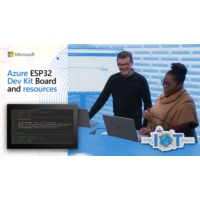 Logo of the podcast Azure ESP32 Dev Kit Board and resources | Internet of Things Show