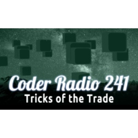 Logo of the podcast Tricks of the Trade | CR 241