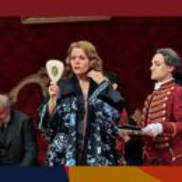 Logo of the podcast Strauss's Der Rosenkavalier featuring Renée Fleming: Here's To You, Mrs. Marschallin