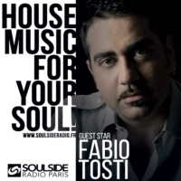 Logo of the podcast SOULSIDE RADIO GUEST SESSION – FABIO TOSTI