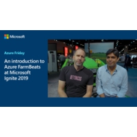 Logo of the podcast An introduction to Azure FarmBeats at Microsoft Ignite 2019 | Azure Friday