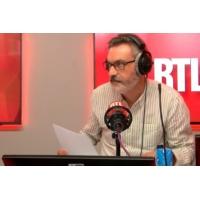 """Logo of the podcast Les infos de 6h - Bernard Tapie : l'homme d'affaire """"trop malade"""" pour assister à son jugement"""