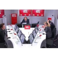 """Logo of the podcast Européennes : """"Un référendum pour ou contre la politique de Macron"""" dit Bardella sur RTL"""