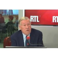 """Logo du podcast Violences policières : une polémique """"inévitable et légitime"""" juge Duhamel"""