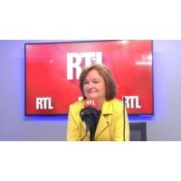 Logo of the podcast Nathalie Loiseau était l'invitée de RTL mercredi 27 mars