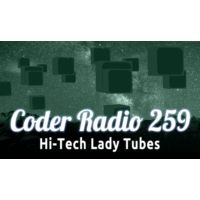 Logo of the podcast Hi-Tech Lady Tubes | CR 259