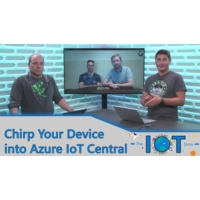Logo of the podcast Chirp your device into Azure IoT Central | Internet of Things Show