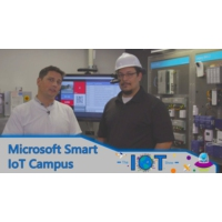Logo of the podcast Microsoft Smart IoT Campus  | Internet of Things Show