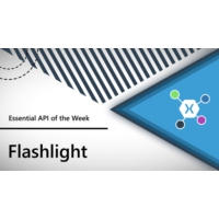 Logo of the podcast Flashlight (Xamarin.Essentials API of the Week) | The Xamarin Show