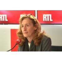 Logo of the podcast Nicole Belloubet était l'invitée de RTL