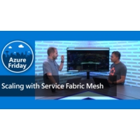 Logo of the podcast Scaling effortlessly with Service Fabric Mesh | Azure Friday