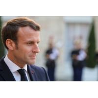 """Logo du podcast Européennes 2019 : ni """"triomphe"""" pour Le Pen, ni """"désastre"""" pour Macron, estime Alain Duhamel"""