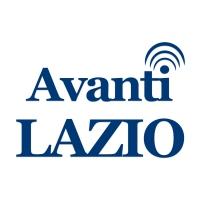 Logo du podcast Avanti Lazio, rubrica dedicata ai tifosi della Lazio; condotto da Riccardo Caponetti Iacopo Erba