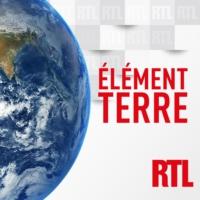 Logo of the podcast Elément Terre du 25 août 2019