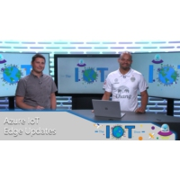 Logo of the podcast Azure IoT Edge updates | Internet of Things Show