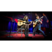 Logo of the podcast An electrifying acoustic guitar performance |  Rodrigo y Gabriela