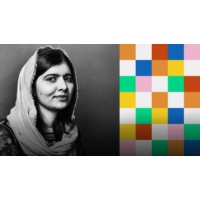 Logo of the podcast Activism, changemakers and hope for the future | Malala Yousafzai