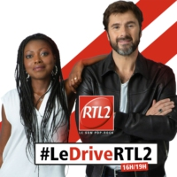 Logo du podcast #LeDriveRTL2 (01/07/20)