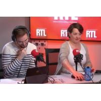 Logo of the podcast Léa Drucker et Guillaume de Tonquédec dans A La Bonne Heure !