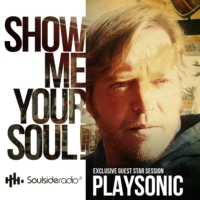 Logo of the podcast SOULSIDE Radio presents PLAYSONIC // Exclusive Guest Mix Session // 12.2016