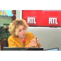"""Logo du podcast Fichage chez Force ouvrière : """"on a déjà vu un patron de syndicat se faire débarquer"""" dit Alba Vent…"""