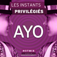Logo of the podcast AYO interview dans Les Instants Privilégiés Hotmixradio.