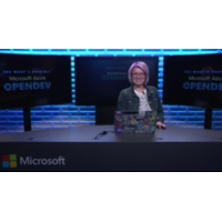 Logo of the podcast Contributing to open source (it's not just about code) | Microsoft Azure OpenDev 10.2017