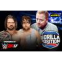 Logo du podcast Gorilla Position ep98: WWE TLC 2016 preview, RAW & SmackDown recaps + 205 Live thoughts