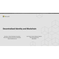 Logo of the podcast Decentralized Identity and Blockchain | Block Talk