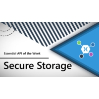 Logo of the podcast Secure Storage (Xamarin.Essentials API of the Week) | The Xamarin Show