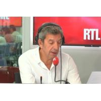 """Logo du podcast Michel Cymes avertit les cardiaques : """"évitez sauna et hammam"""""""